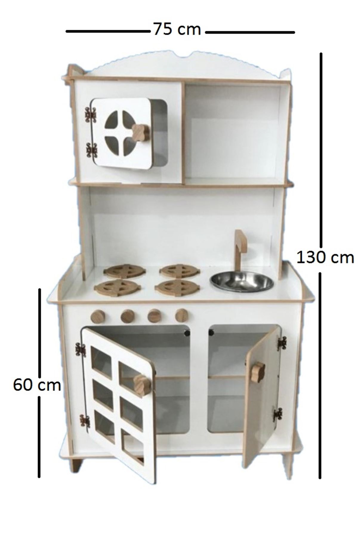 Çocuk Mutfak beyaz